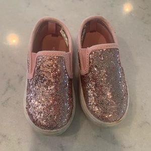 Other - Pink glitter shoes